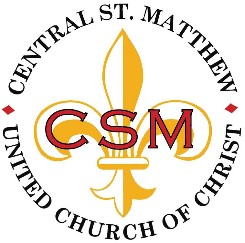 Central St. Matthew UCC, New Orleans LA Logo