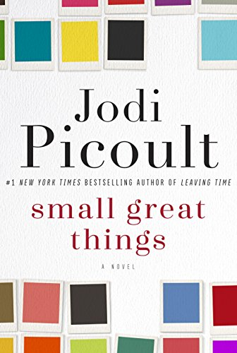 cover of book Small Great Things by Jodi Picoult